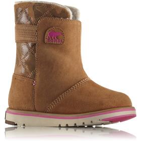 Sorel Rylee Boots Youth Elk/Pink Ice